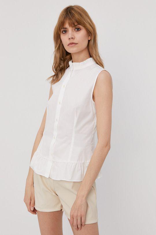 biały Pennyblack - Koszula bawełniana Damski