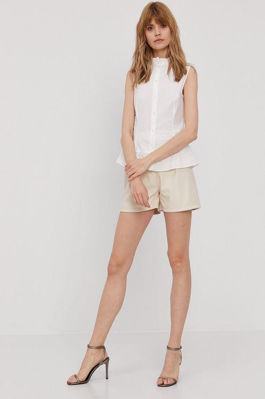 Pennyblack - Koszula bawełniana biały