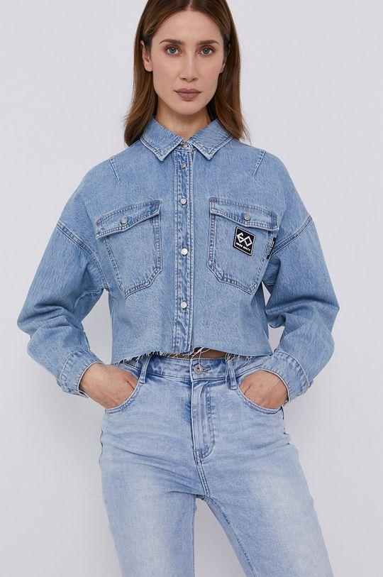 modrá Miss Sixty - Džínová košile Dámský
