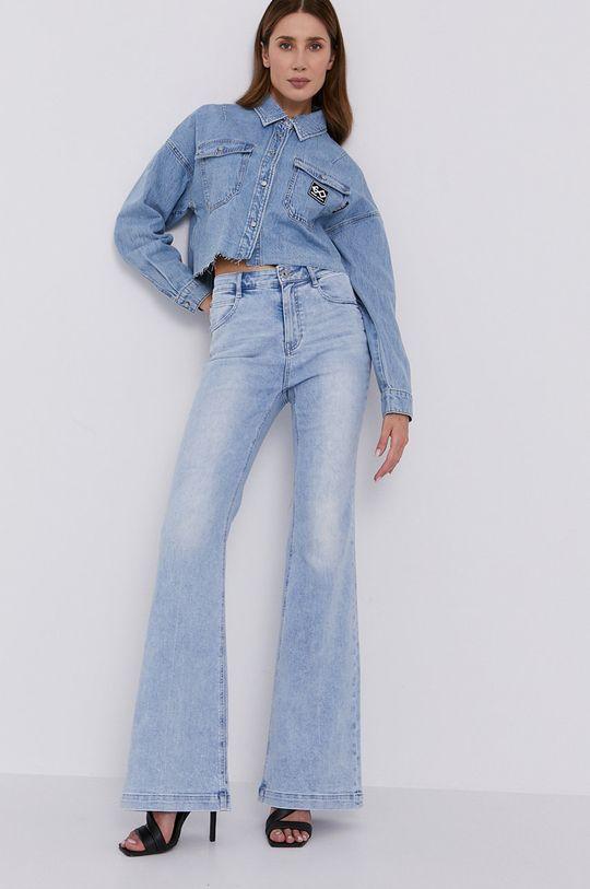 Miss Sixty - Džínová košile modrá