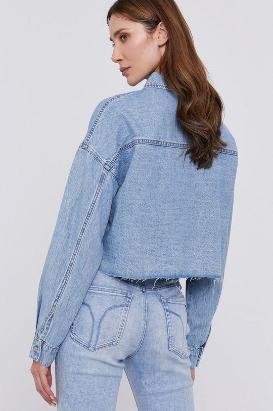 Miss Sixty - Džínová košile  100% Bavlna