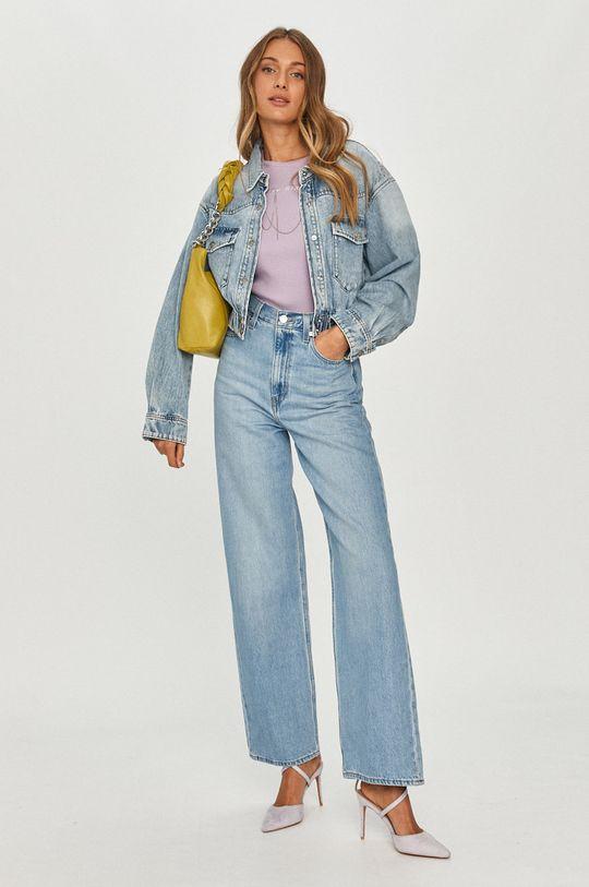 Miss Sixty - Kurtka jeansowa jasny niebieski