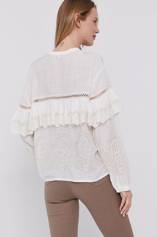 Patrizia Pepe - Koszula Materiał zasadniczy: 100 % Wiskoza, Inne materiały: 100 % Bawełna