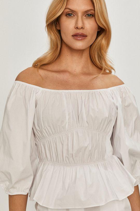 biały Patrizia Pepe - Bluzka