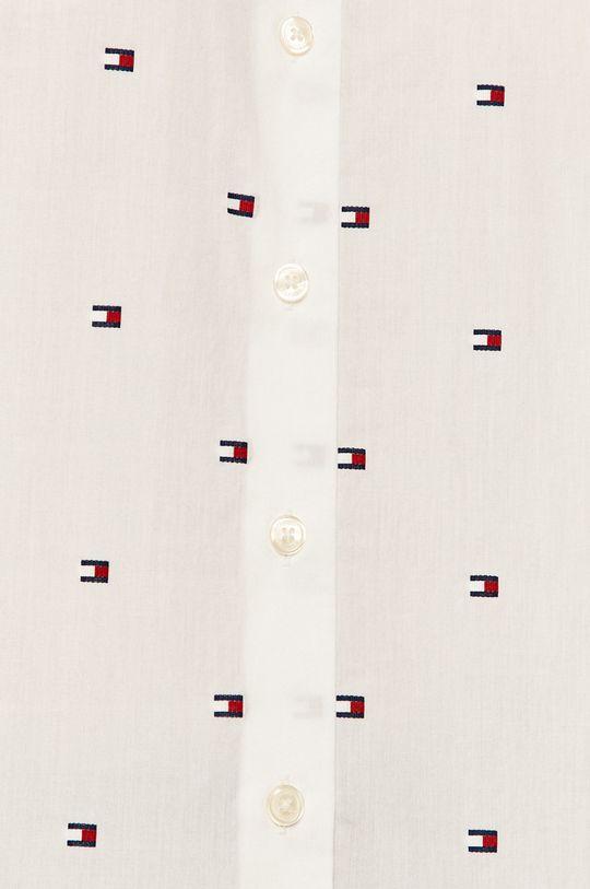 Tommy Hilfiger - Bavlnená košeľa biela