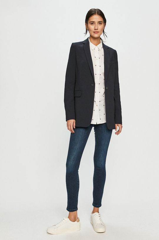 Tommy Hilfiger - Bavlnená košeľa  100% Bavlna