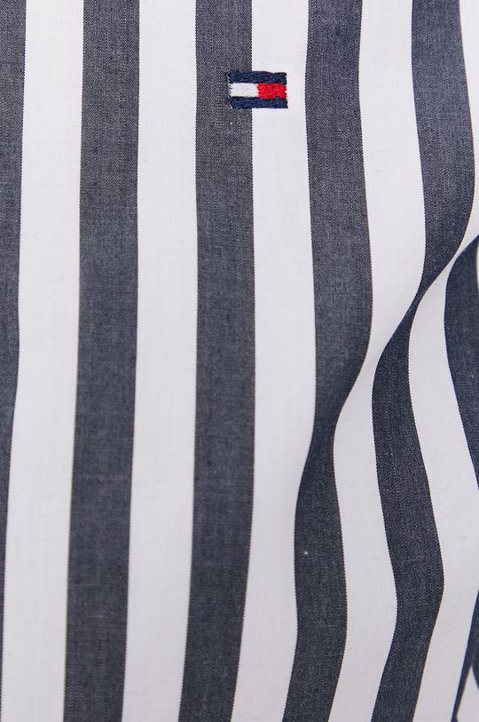 Tommy Hilfiger - Bavlněné tričko šedá