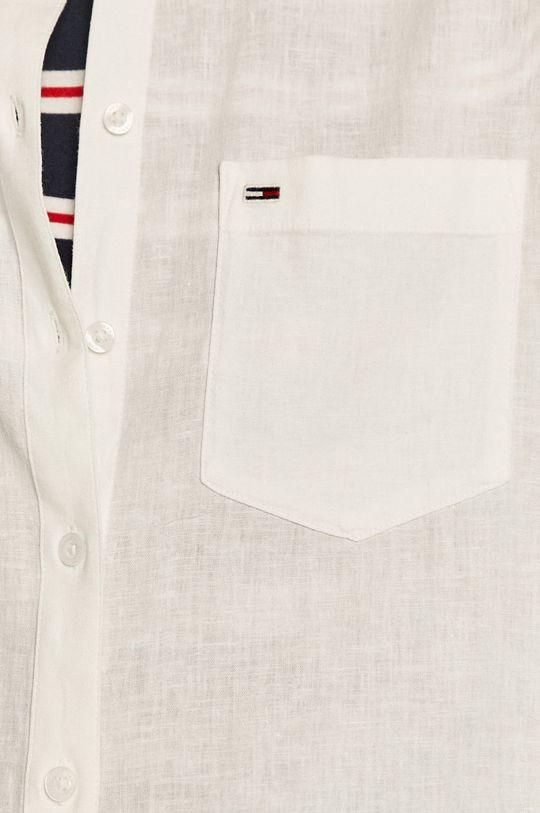 Tommy Jeans - Košile bílá