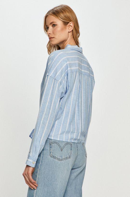 Tommy Jeans - Košeľa  55% Ľan, 45% Viskóza