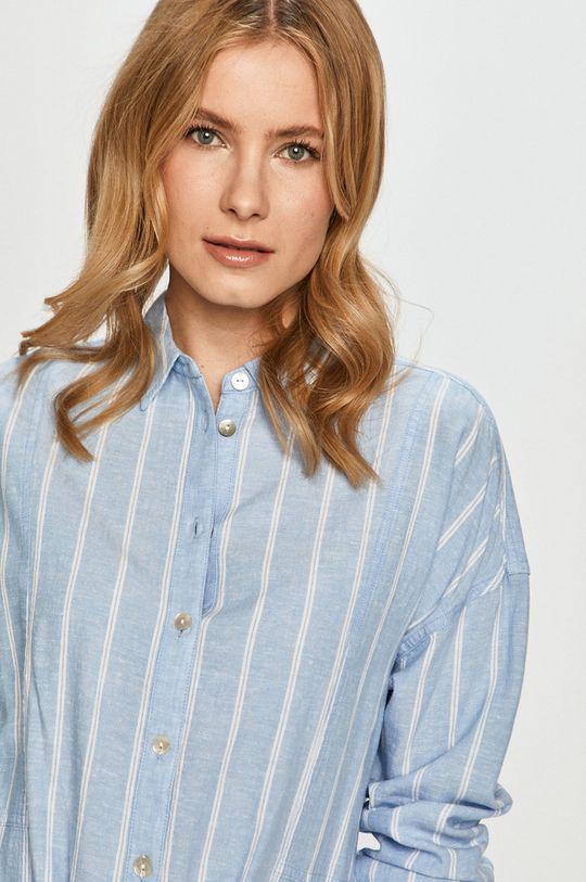 modrá Tommy Jeans - Košeľa
