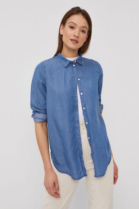 Jacqueline de Yong - Koszula niebieski