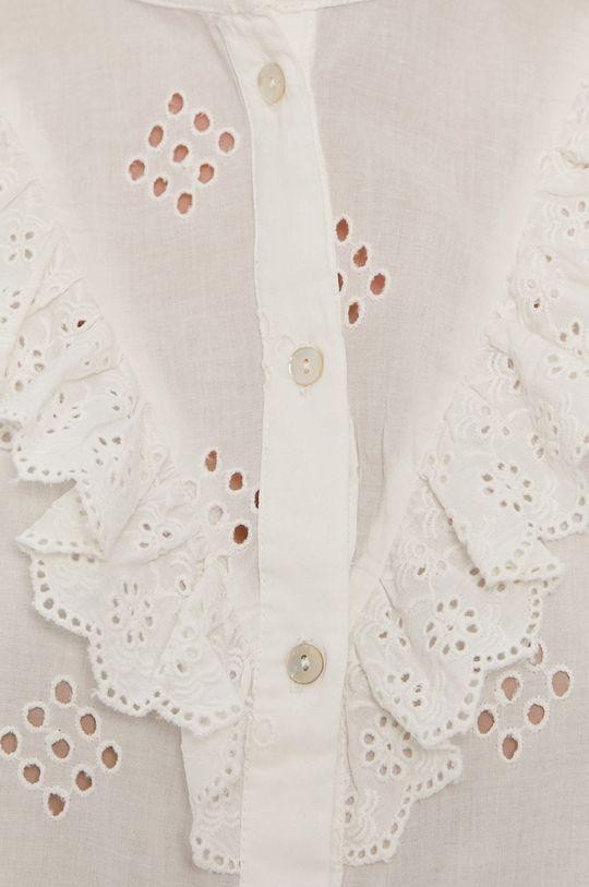 Jacqueline de Yong - Bavlněná košile bílá