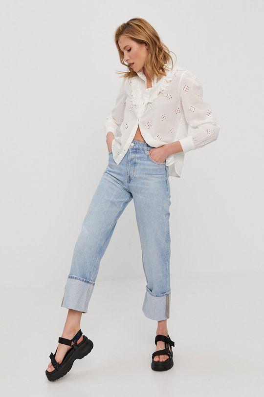 Jacqueline de Yong - Bavlněná košile  100% Bavlna