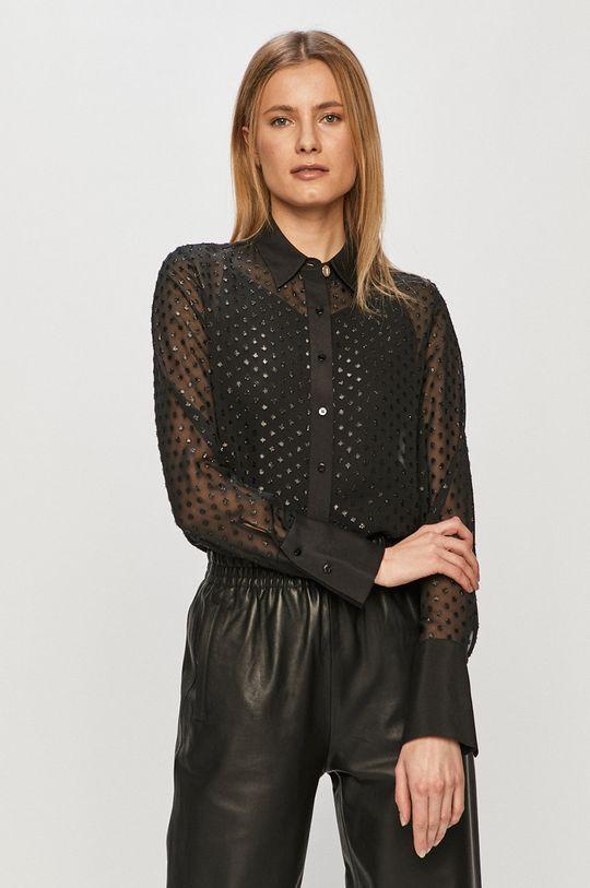 černá Trussardi Jeans - Košile Dámský