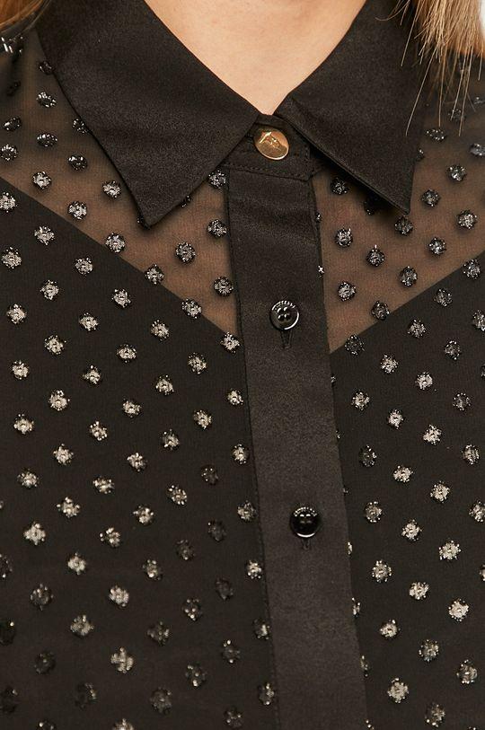 Trussardi Jeans - Košile černá