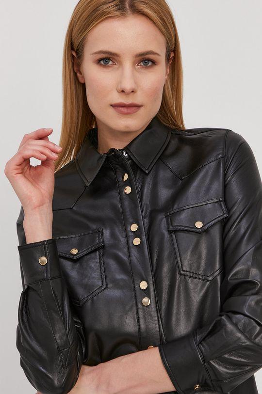 czarny Pinko - Koszula