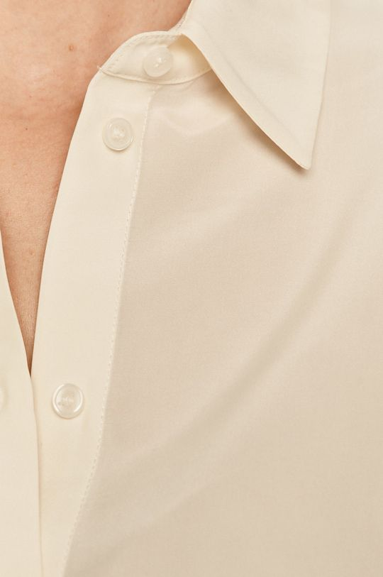 Pinko - Koszula kremowy