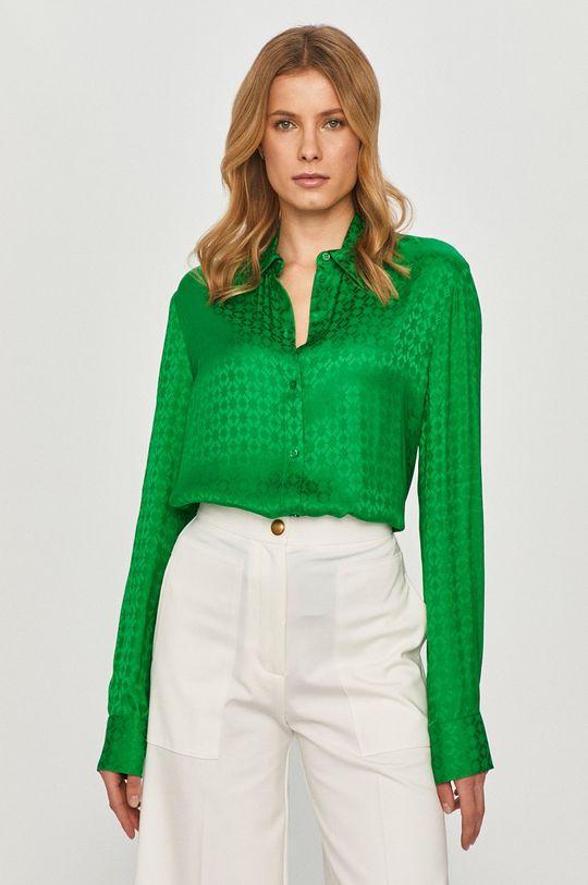 zelená Pinko - Košeľa Dámsky