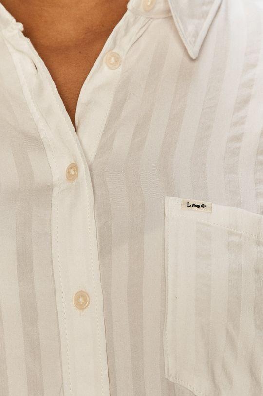 Lee - Koszula biały