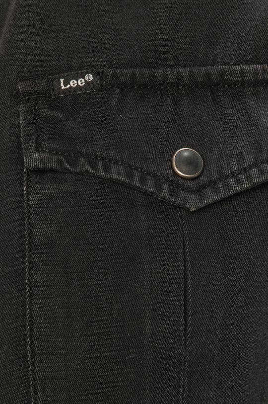 Lee - Košeľa čierna