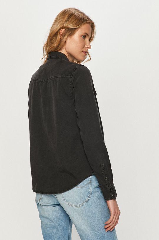 čierna Lee - Košeľa