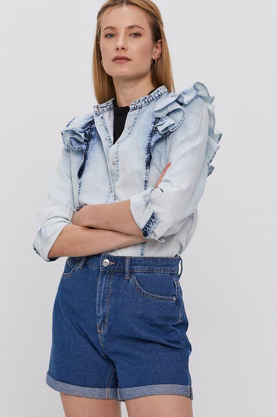 modrá Tally Weijl - Džínová košile Dámský