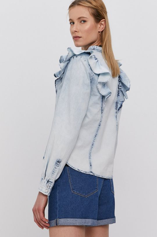 modrá Tally Weijl - Džínová košile