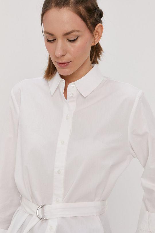 biały Tally Weijl - Koszula bawełniana