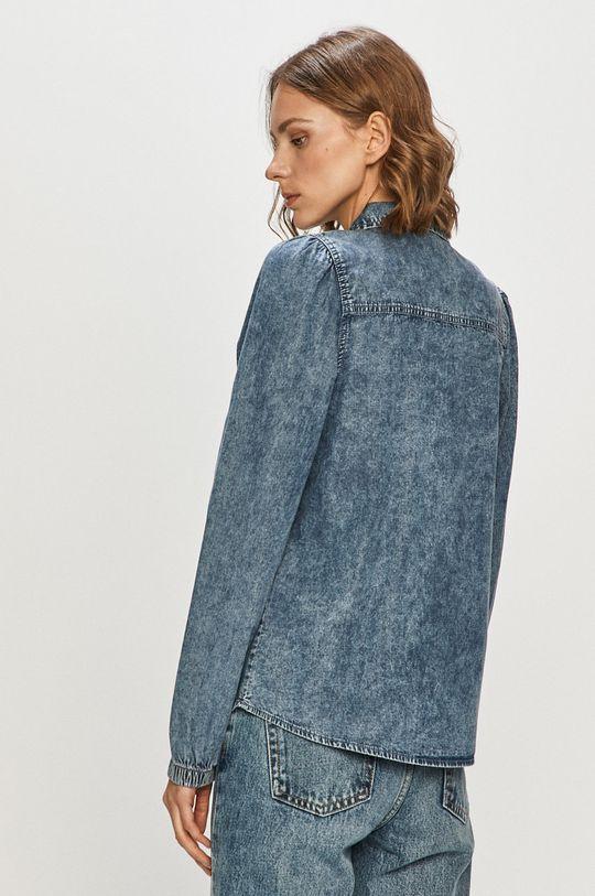 niebieski Only - Koszula jeansowa
