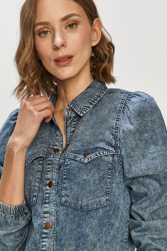 Only - Koszula jeansowa Damski