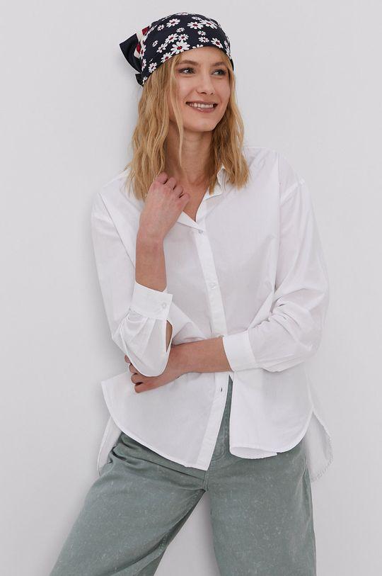 biela Tally Weijl - Bavlnená košeľa Dámsky
