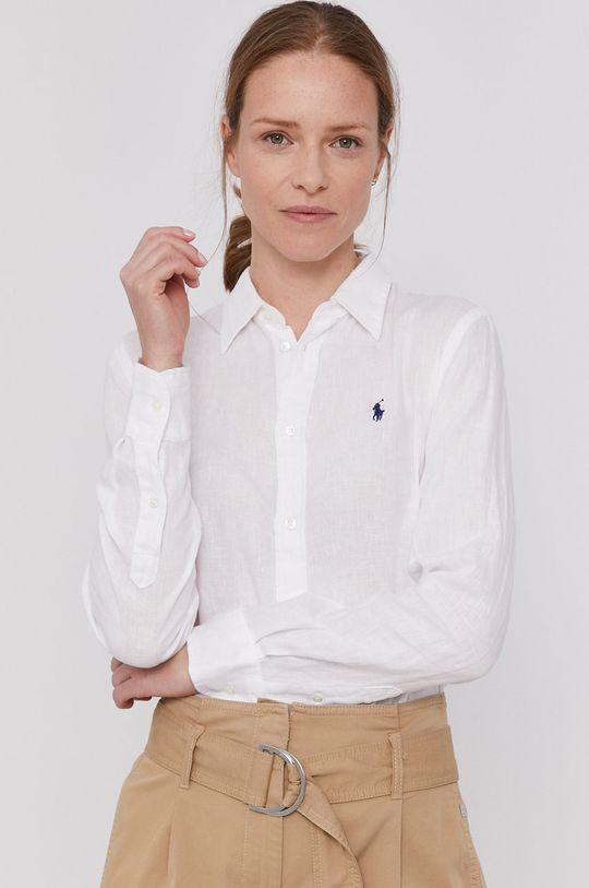 biały Polo Ralph Lauren - Koszula Damski