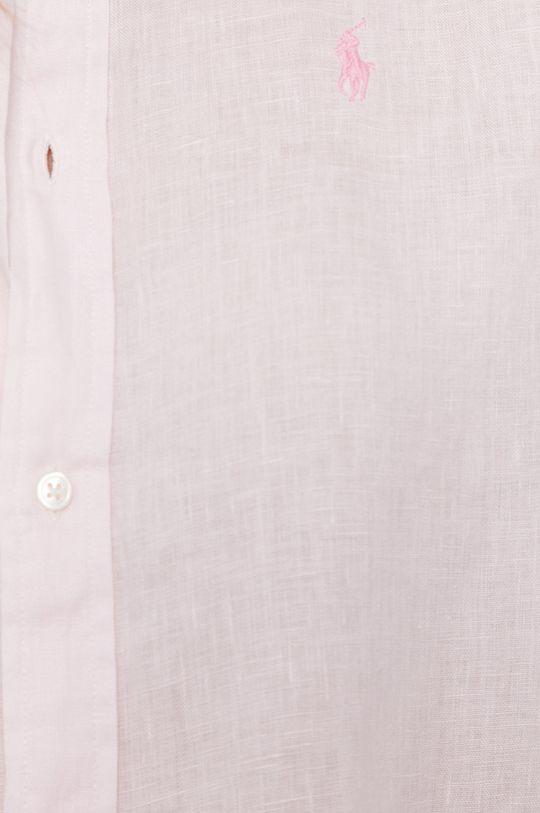Polo Ralph Lauren - Koszula pastelowy różowy