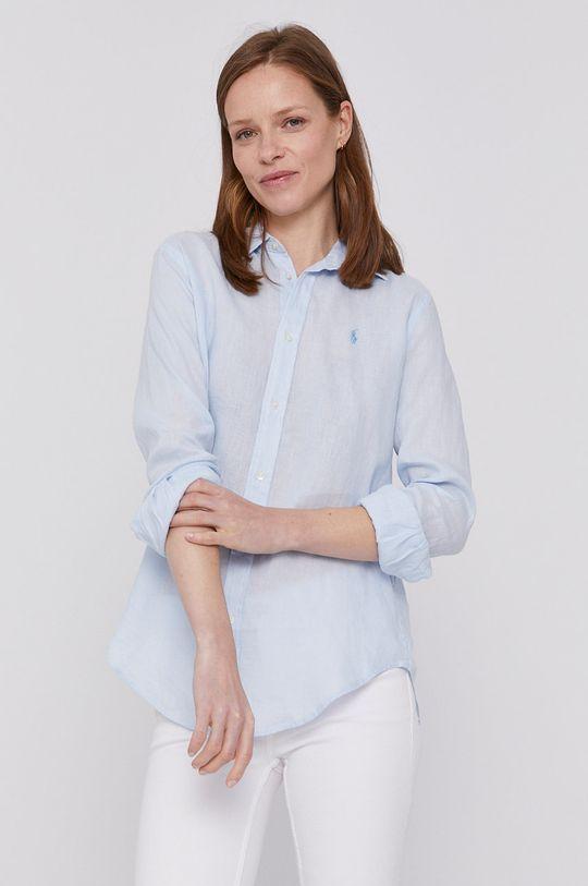 blady niebieski Polo Ralph Lauren - Koszula Damski