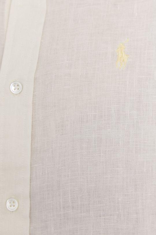 Polo Ralph Lauren - Košeľa krémová