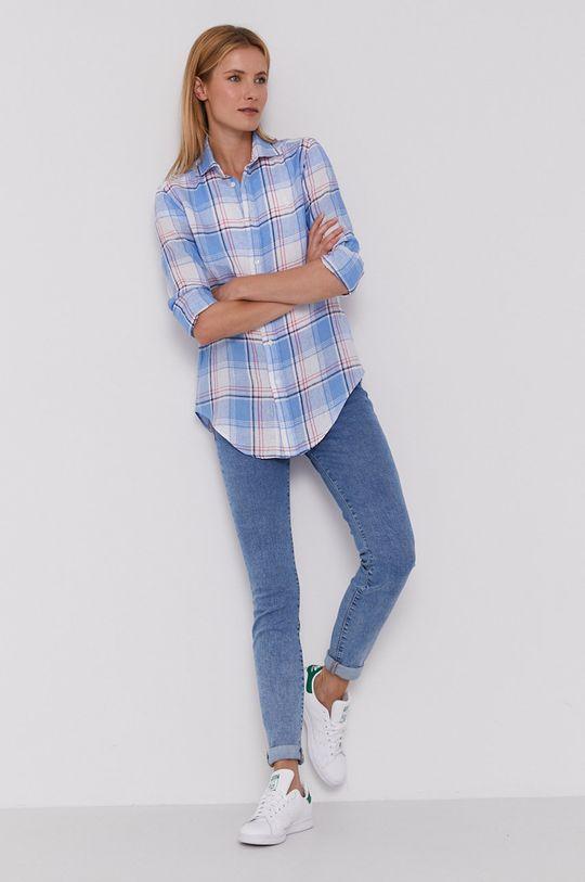 niebieski Polo Ralph Lauren - Koszula Damski