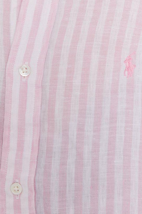 Polo Ralph Lauren - Košile pastelově růžová