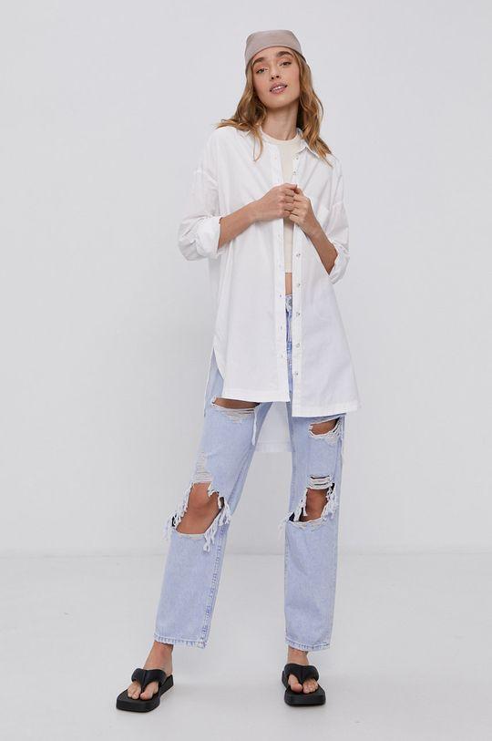 Tally Weijl - Bavlněná košile  100% Bavlna