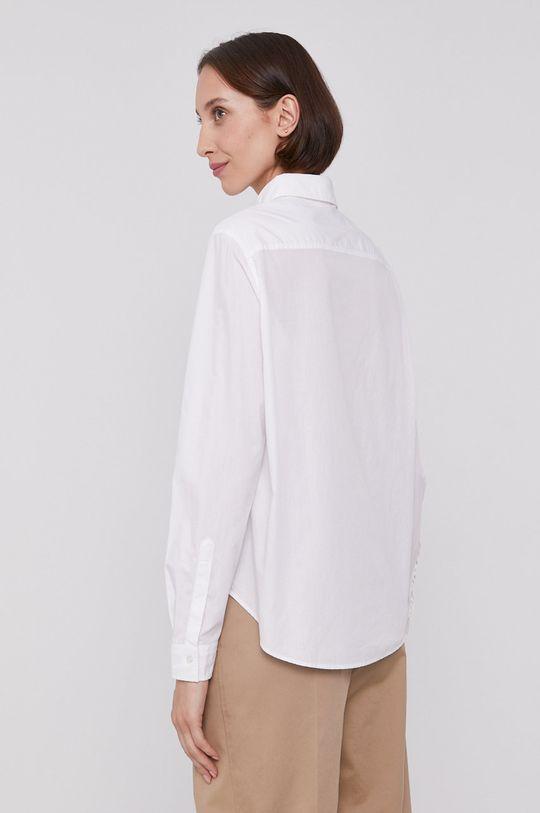 bílá Boss - Bavlněná košile