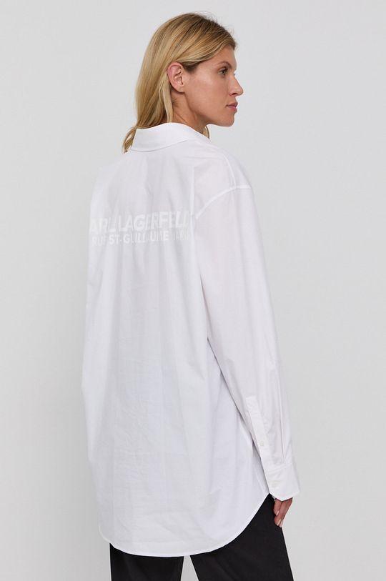 Karl Lagerfeld - Bavlněná košile <p>  100% Organická bavlna</p>