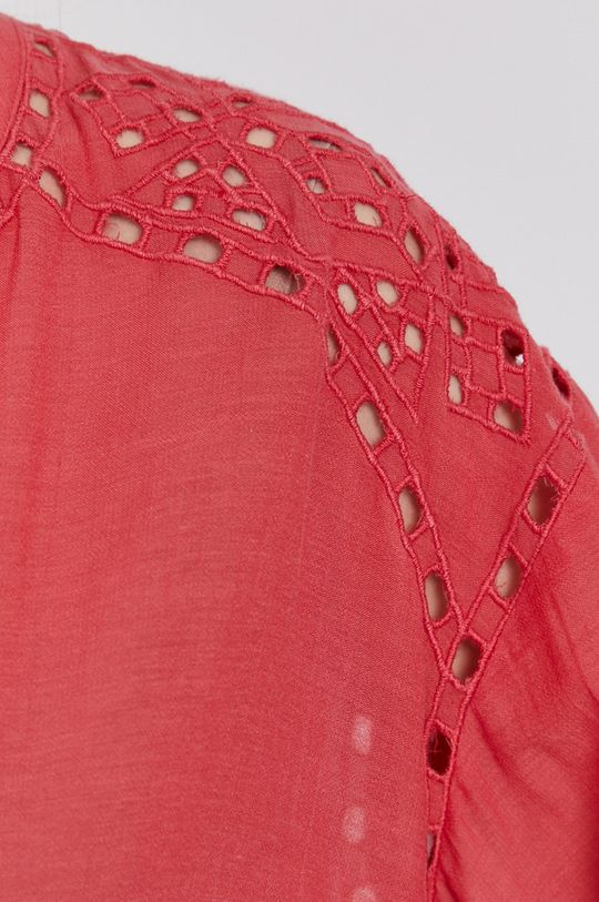 Pepe Jeans - Košile Dori červená