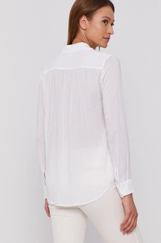 biały United Colors of Benetton - Koszula