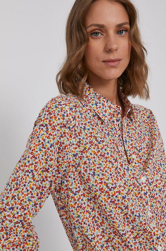 United Colors of Benetton - Bavlnená košeľa Dámsky