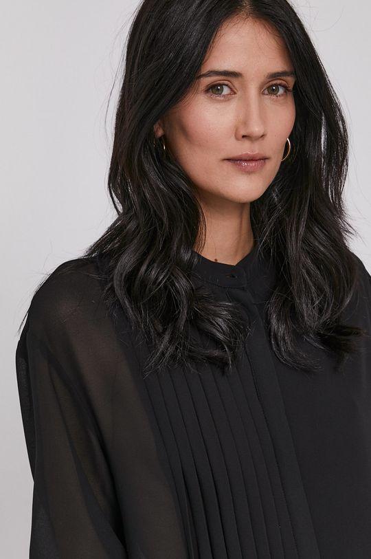 černá Sisley - Košile