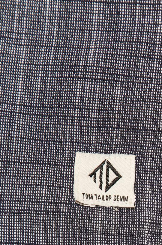 Tom Tailor - Bavlněná košile námořnická modř