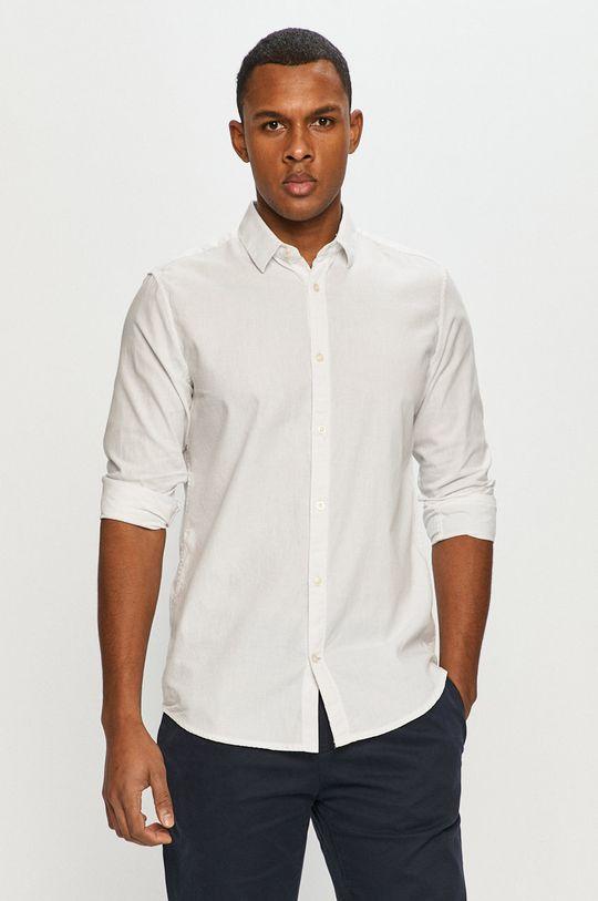 bílá Tom Tailor - Košile Pánský