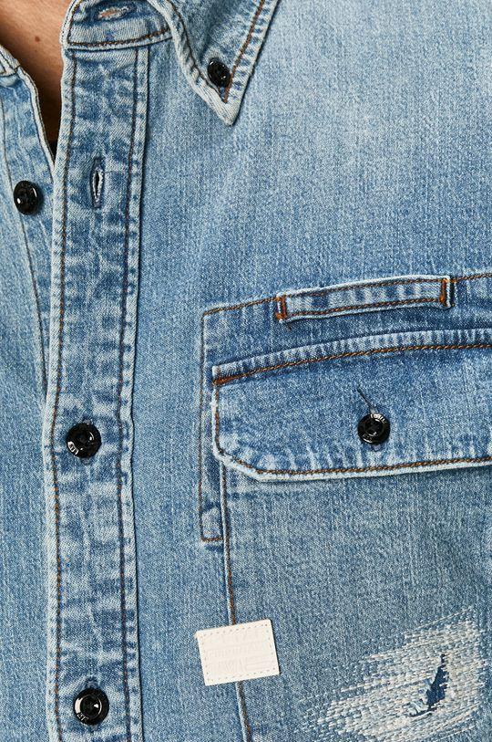 G-Star Raw - Koszula jeansowa jasny niebieski