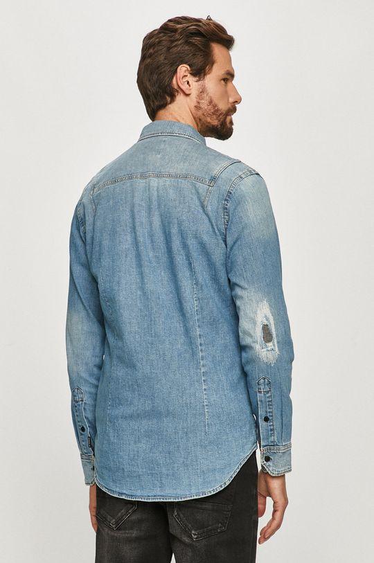 jasny niebieski G-Star Raw - Koszula jeansowa
