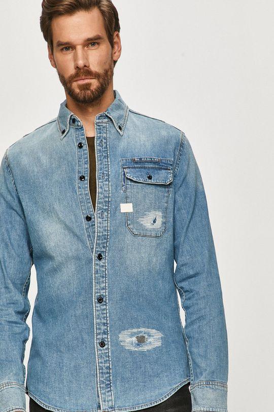 G-Star Raw - Koszula jeansowa Męski