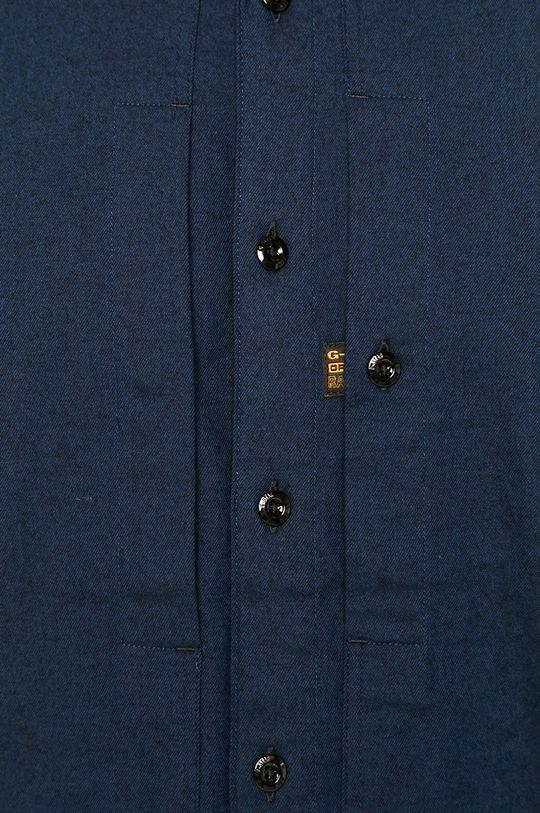 G-Star Raw - Košile námořnická modř